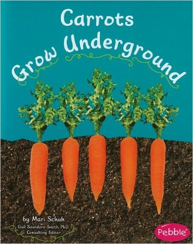 1662Carrots Grow Underground