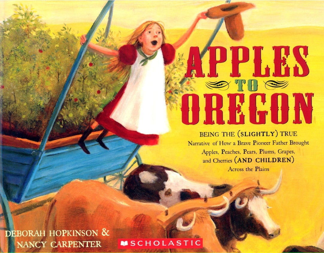 680Apples to Oregon