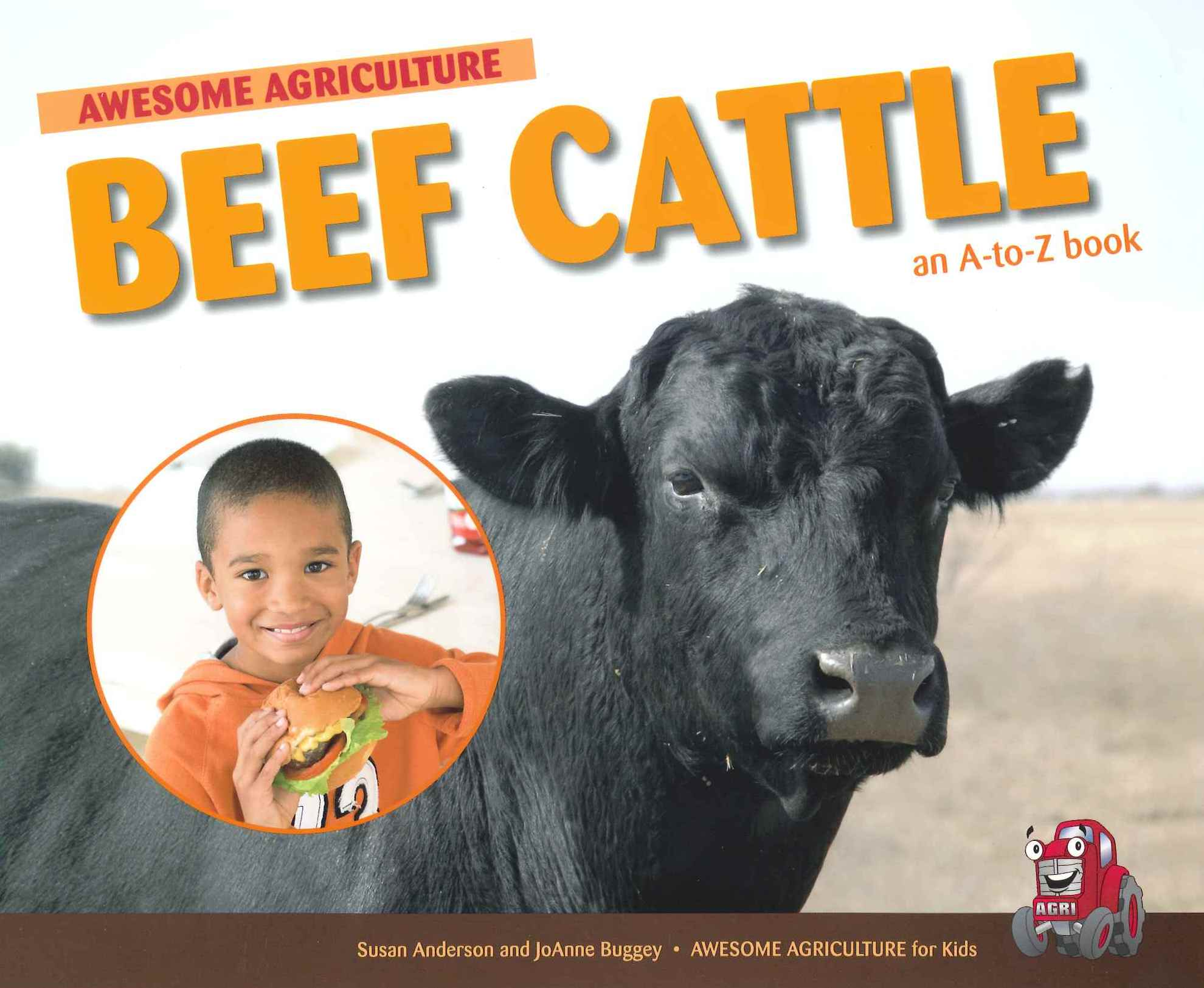 717Beef Cattle - an A to Z book