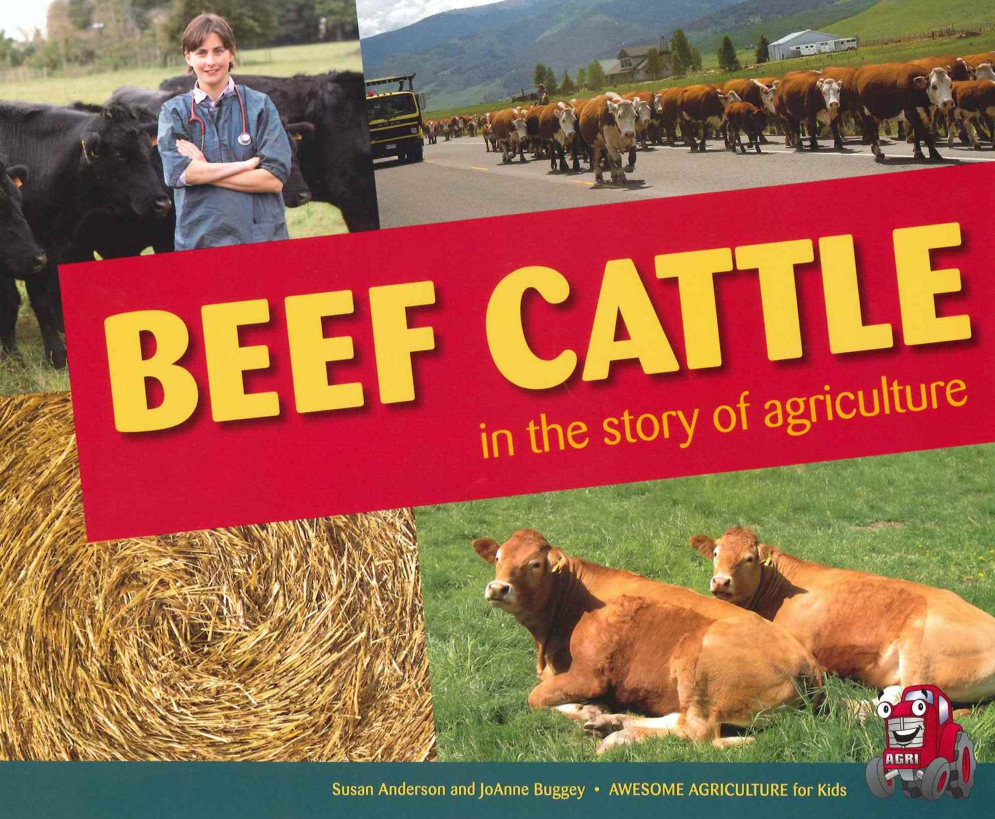 720Beef Cattle in the Story of Agriculture