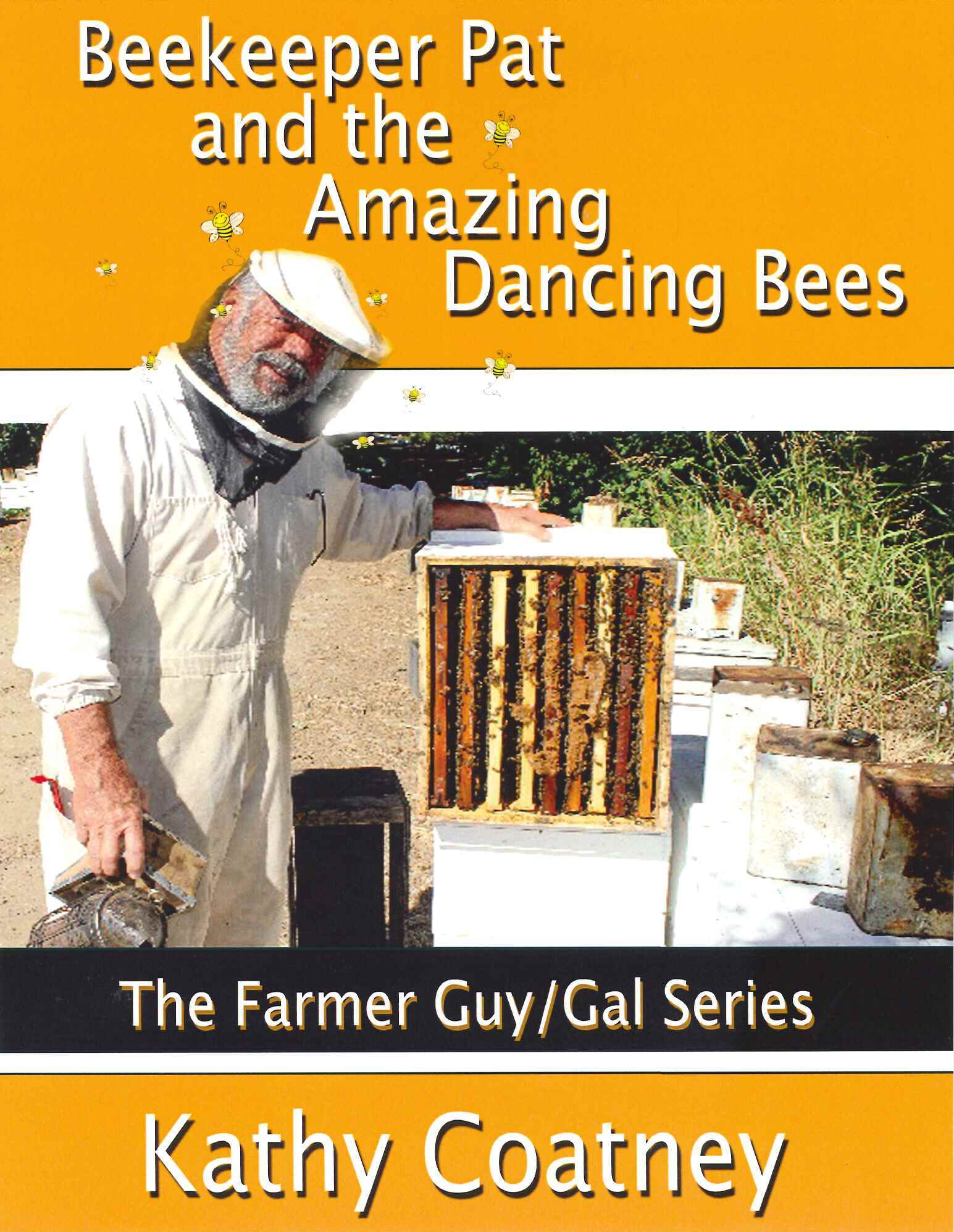 1139Beekeeper Pat and the Amazing Dancing Bees