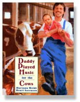 1974Daddy Played Music for the Cows