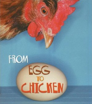 767How Living Things Grow: From Egg to Chicken
