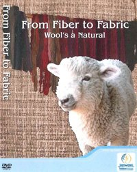 770From Fiber to Fabric - Wool's a Natural