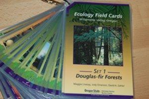740Ecology Field Cards-Set 1, Douglas-fir Forests