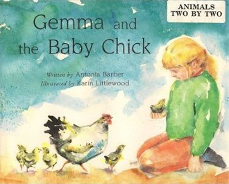 773Gemma and the Baby Chick