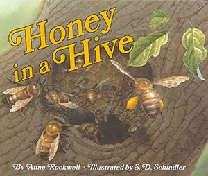 1196Honey in a Hive