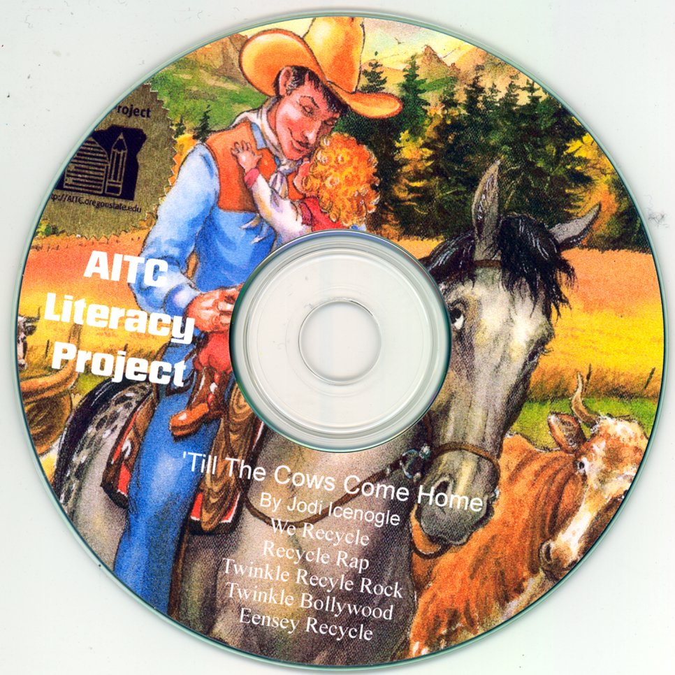 950Recycle Songs CD