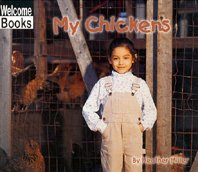 658My Chickens - Welcome Book