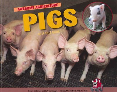 812Pigs - An A to Z Book