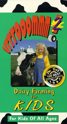 966Vrroomm...Dairy Farming for Kids!