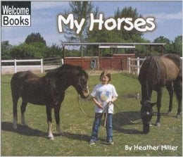 2127My Horses - Welcome Books