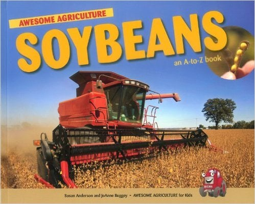 2244Soybeans - an A to Z Book