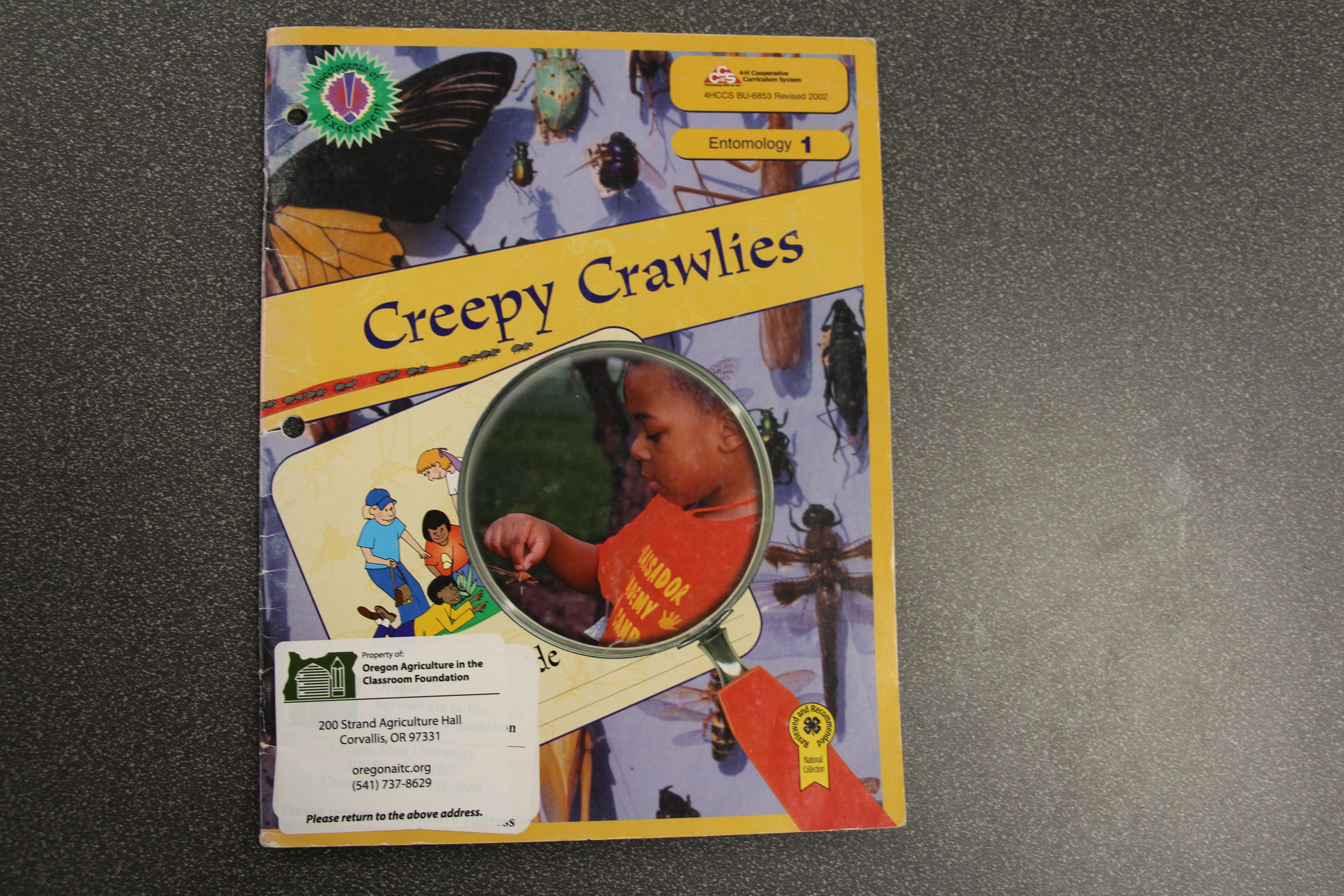 3601Creepy Crawlies
