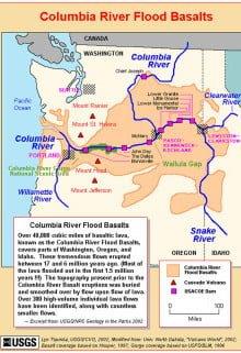 Basalt Map