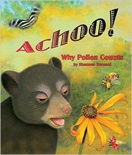 4706Achoo! Why Pollen Counts