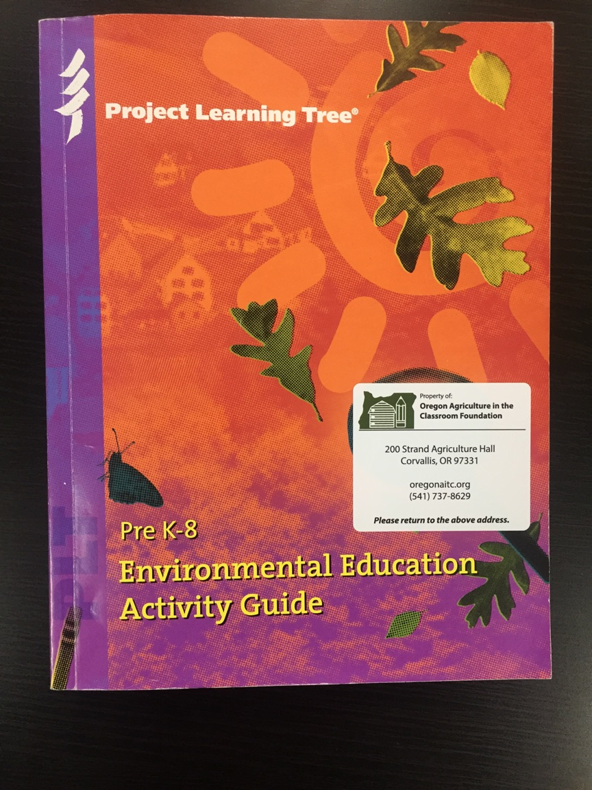 8609Project Learning Tree - Environmental Education Activity Guide