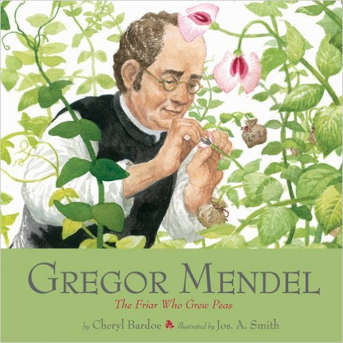 9091Gregor Mendel: The Friar Who Grew Peas