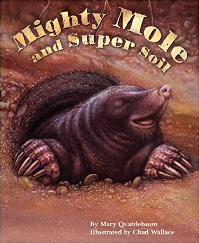 9359Mighty Mole and Super Soil
