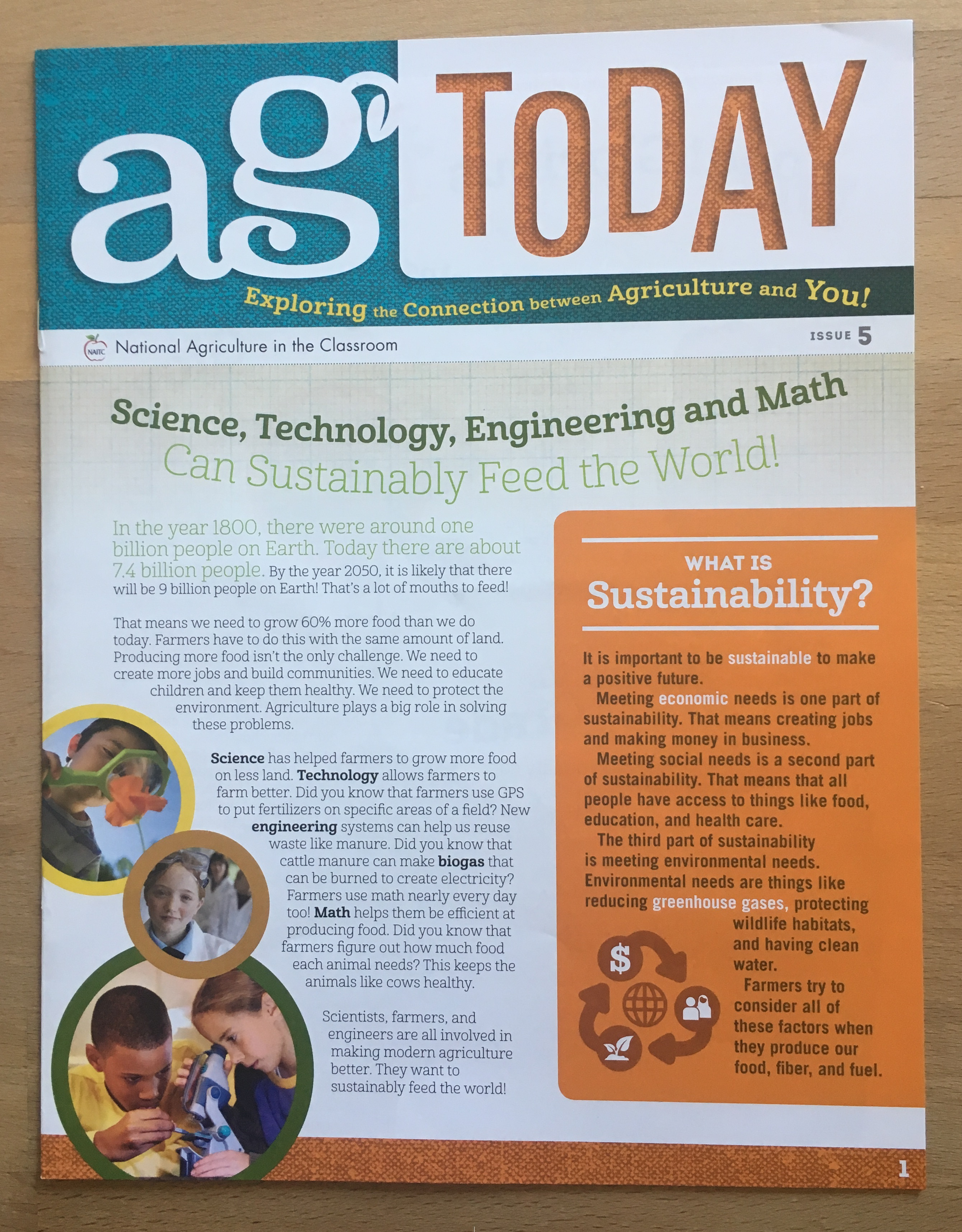 9808Ag Today - Issue 5