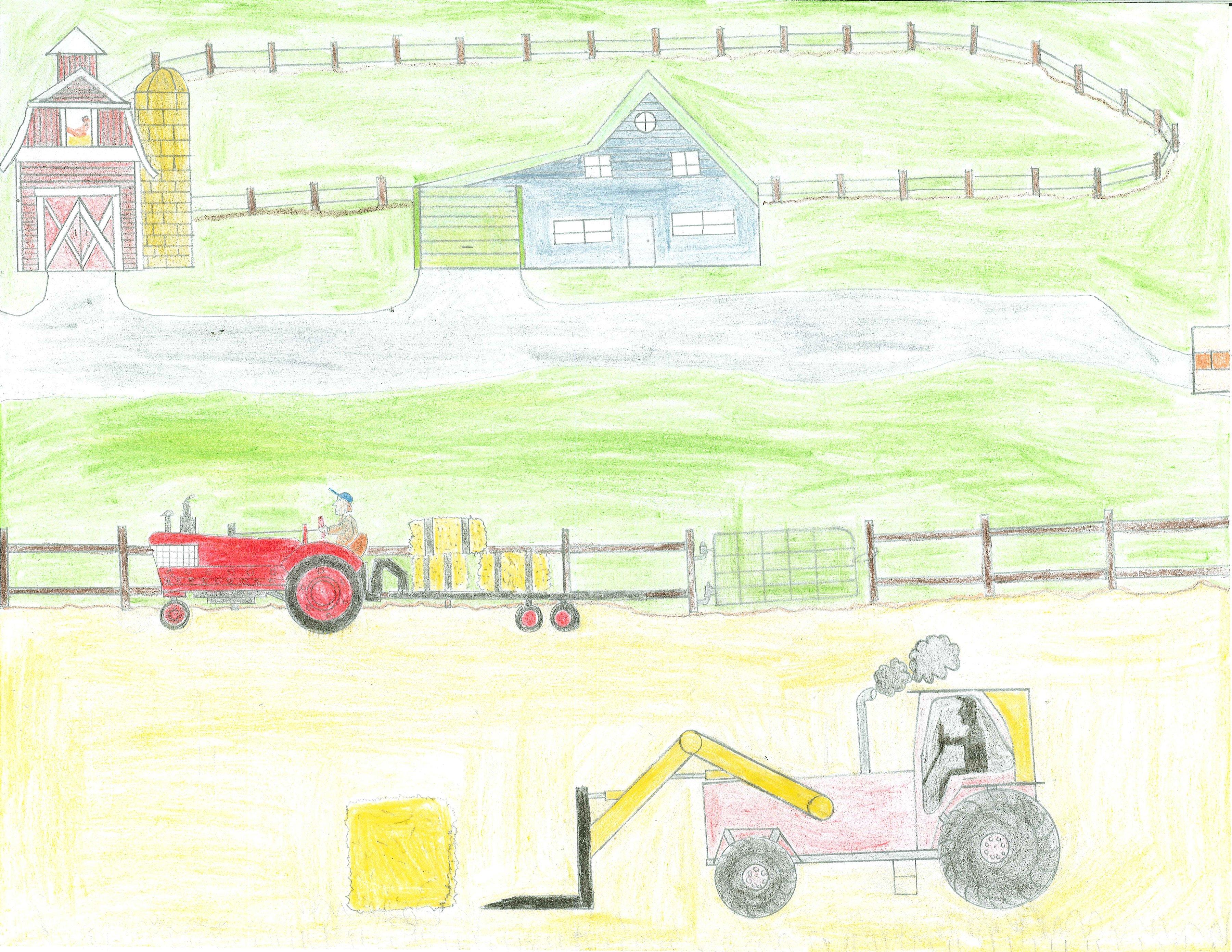 Calendar Art Competition : Calendar art contest oregon agriculture in the classroom