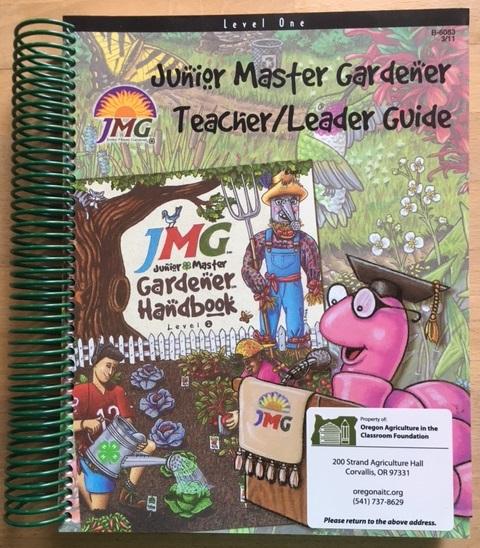 9929Junior Master Gardener Teacher/Leader Guide