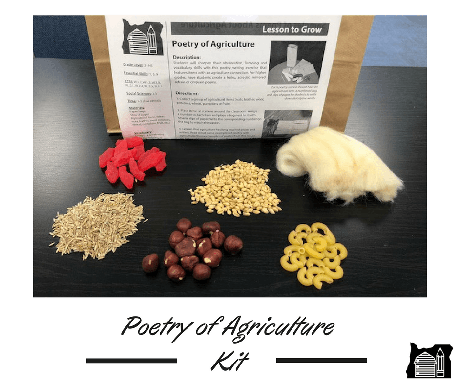 13555Poetry of Agriculture Kit